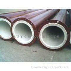 耐磨陶瓷弯头,三通,大小头. 耐磨弯管 8