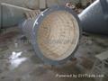 耐磨陶瓷弯头,三通,大小头. 耐磨弯管 9