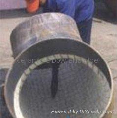 耐磨陶瓷弯头,三通,大小头. 耐磨弯管 17