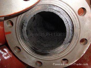 双金属弯头和直管,内衬稀土耐磨钢、高铬铸铁 弯头 1