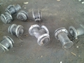 双金属弯头和直管,内衬稀土耐磨钢、高铬铸铁 弯头 4