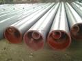 双金属弯头和直管,内衬稀土耐磨钢、高铬铸铁 弯头 6