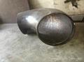双金属弯头和直管,内衬稀土耐磨钢、高铬铸铁 弯头 7