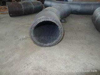 双金属弯头和直管,内衬稀土耐磨钢、高铬铸铁 弯头 11