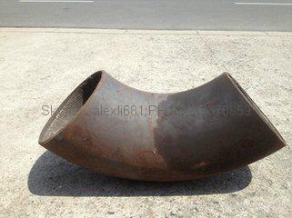双金属弯头和直管,内衬稀土耐磨钢、高铬铸铁 弯头 17