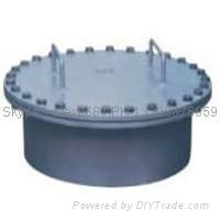 manhole  304 316  A105 blind flange
