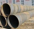 API5L ,SSAW .Spiral pipe.a106. Q345.ASTM, PLS1 PLS2 5