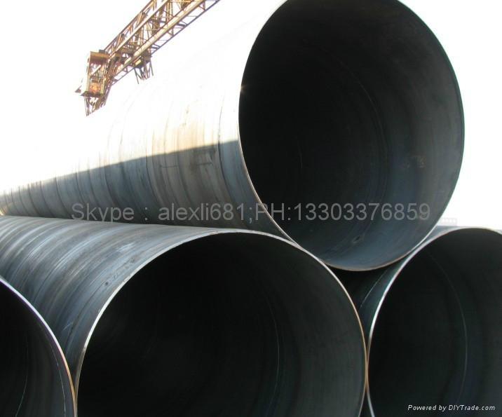 螺旋管,大口径螺旋管,直缝螺旋管,国标螺旋管,石油螺旋管,化工螺旋管 8
