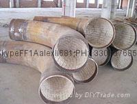 Intermediate frequency bend  ASTM/ASME A234 WPB 304-304L-304H-304LN-304N A860 WP