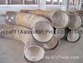 Intermediate frequency bend  ASTM/ASME A234 WPB 304-304L-304H-304LN-304N A860 WP 5