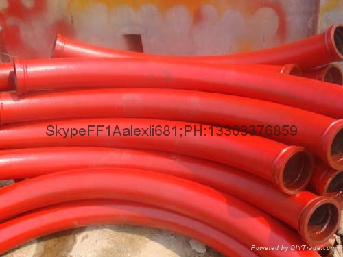 Pump pipe45Mn2 Q235b DN125