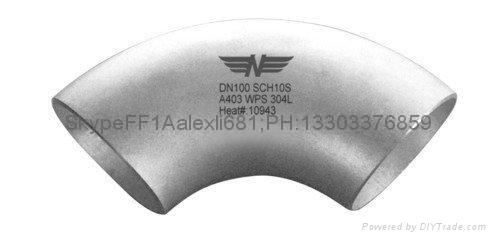 不锈钢弯头,304 314 304 弯头,对焊不锈钢弯头,无缝不锈钢弯头 11