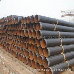 大口徑3PE防腐管道,PLS1,PLS2 ,高頻3PE防腐鋼管,