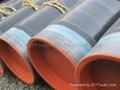大口徑3PE防腐管道,PLS1,PLS2 ,高頻3PE防腐鋼管, 2