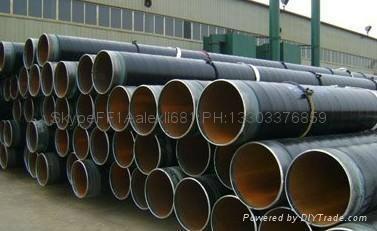 大口徑3PE防腐管道,PLS1,PLS2 ,高頻3PE防腐鋼管, 3
