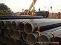 大口徑3PE防腐管道,PLS1,PLS2 ,高頻3PE防腐鋼管, 5