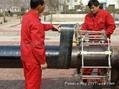 大口徑3PE防腐管道,PLS1,PLS2 ,高頻3PE防腐鋼管, 6