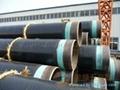 大口徑3PE防腐管道,PLS1,PLS2 ,高頻3PE防腐鋼管, 7
