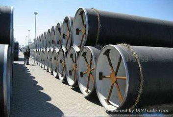大口徑3PE防腐管道,PLS1,PLS2 ,高頻3PE防腐鋼管, 8