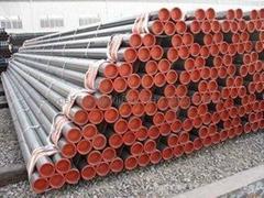 短螺纹套管,长螺纹套管,管箍,直缝套管,J55 K55,  N80 石油套管API 5 CT 石油套管