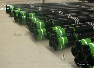 casing pipe ,SY/T6194-96 casing pipe  ,Short thread casing ,long thread casing  3