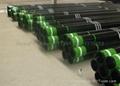 短螺纹套管,长螺纹套管,管箍,直缝套管,J55 K55,  N80 石油套管API 5 CT 石油套管 3