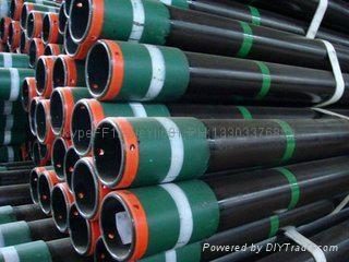 短螺纹套管,长螺纹套管,管箍,直缝套管,J55 K55,  N80 石油套管API 5 CT 石油套管 5