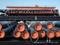 短螺纹套管,长螺纹套管,管箍,直缝套管,J55 K55,  N80 石油套管API 5 CT 石油套管 7