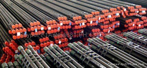 短螺纹套管,长螺纹套管,管箍,直缝套管,J55 K55,  N80 石油套管API 5 CT 石油套管 10