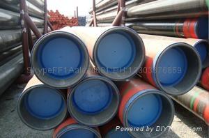 短螺纹套管,长螺纹套管,管箍,直缝套管,J55 K55,  N80 石油套管API 5 CT 石油套管 12