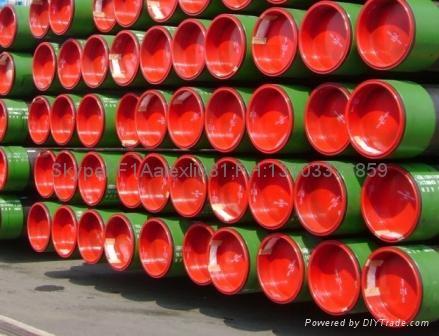 短螺纹套管,长螺纹套管,管箍,直缝套管,J55 K55,  N80 石油套管API 5 CT 石油套管 19