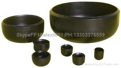 管帽,封头,大口径封头,合金管帽,碳钢管帽,堵头, 1