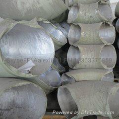 Aluminum elbow.seamless aluminum elbow,90°,1060.5083 elbow.