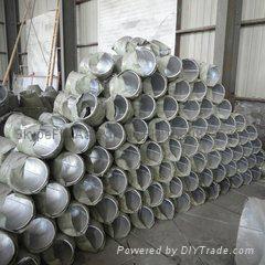 Aluminum elbow.seamless aluminum elbow,90°,1060.5083 elbow. 2