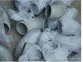 Aluminum elbow.seamless aluminum elbow,90°,1060.5083 elbow. 4