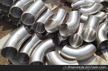 Aluminum elbow.seamless aluminum elbow,90°,1060.5083 elbow. 5