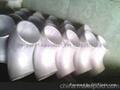 Aluminum elbow.seamless aluminum elbow,90°,1060.5083 elbow. 7