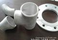 Aluminum elbow.seamless aluminum elbow,90°,1060.5083 elbow. 9