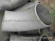 Aluminum elbow.seamless aluminum elbow,90°,1060.5083 elbow. 12