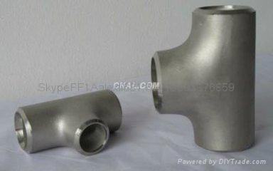 大口径铝三通,国标铝三通,WR-L-3 铝三通,对焊铝三通 1