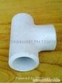 大口径铝三通,国标铝三通,WR-L-3 铝三通,对焊铝三通 7