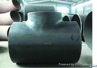 大口径铝三通,国标铝三通,WR-L-3 铝三通,对焊铝三通 11