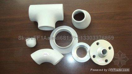 大口径铝三通,国标铝三通,WR-L-3 铝三通,对焊铝三通 13