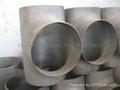 大口径铝三通,国标铝三通,WR-L-3 铝三通,对焊铝三通 16