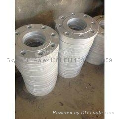 铝法兰,带径铝法兰 ,对焊铝法兰,板式平焊铝法兰,大口径铝法兰