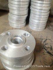 铝法兰,带径铝法兰 ,对焊铝法兰,板式平焊铝法兰,大口径铝法兰 8