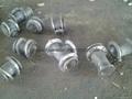 内衬稀土耐磨钢、高铬铸铁 弯头.双金属弯头和直管 3