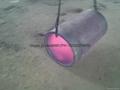 内衬稀土耐磨钢、高铬铸铁 弯头.双金属弯头和直管 4