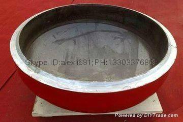 carbon steel pipe cap, plug,large diameter alloy pipe cap,Pipe cap 6