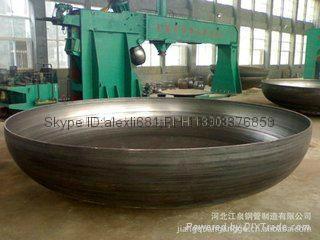 carbon steel pipe cap, plug,large diameter alloy pipe cap,Pipe cap 7